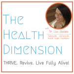 dr lisa giusiana the health dimension