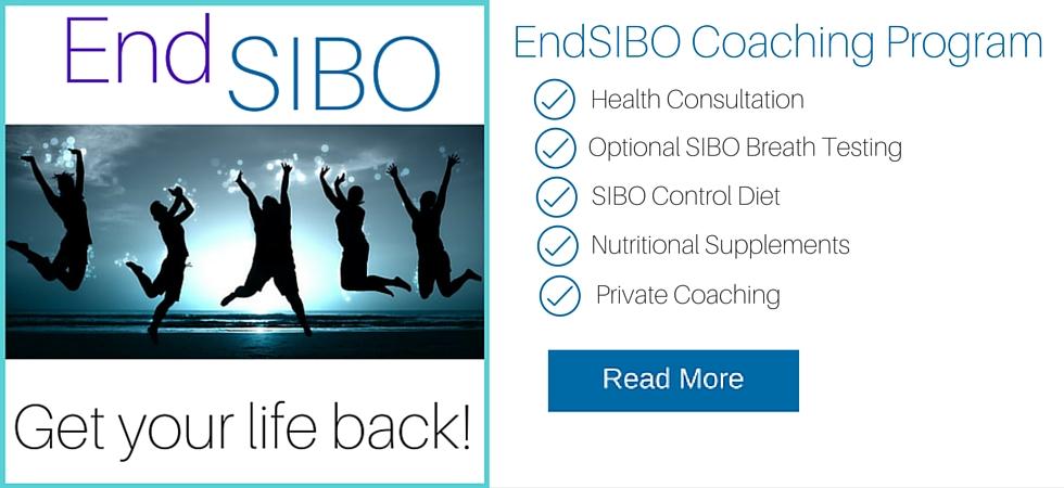 EndSIBO Coaching Program Slider